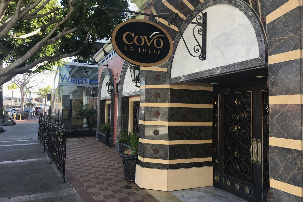 The 10 000 Square Foot Restaurant And Lounge In Heart Of Downtown La Jolla Began