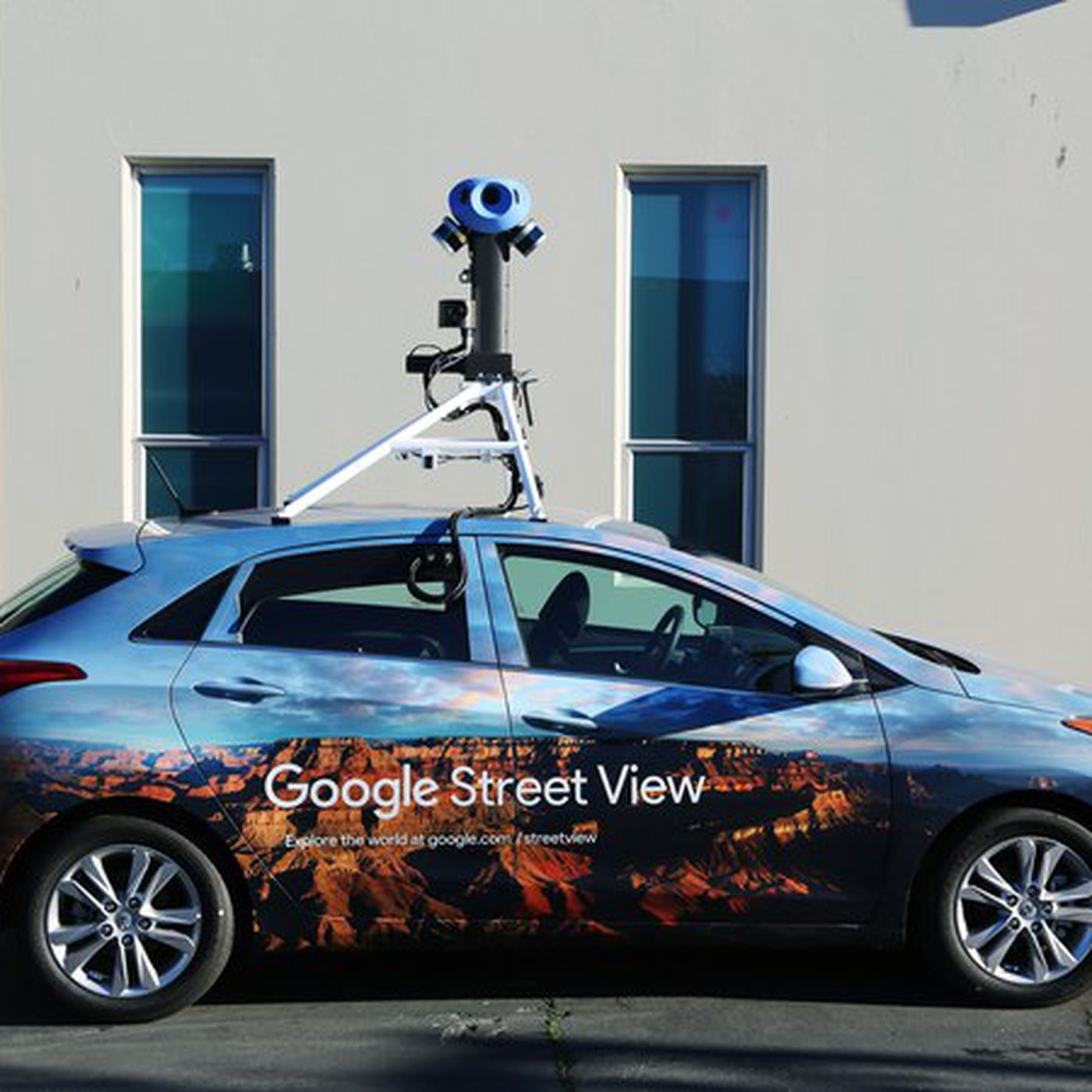 Google has updated its Street View cameras for the first ... on japan map, the netherlands map, britain map, sweden map, greece map, italy map, holland map, british isles map, spain map, world map, germany map, england map, canada map, morocco map, asia map, france map, ukraine map, australia map, united kingdom map, europe map,