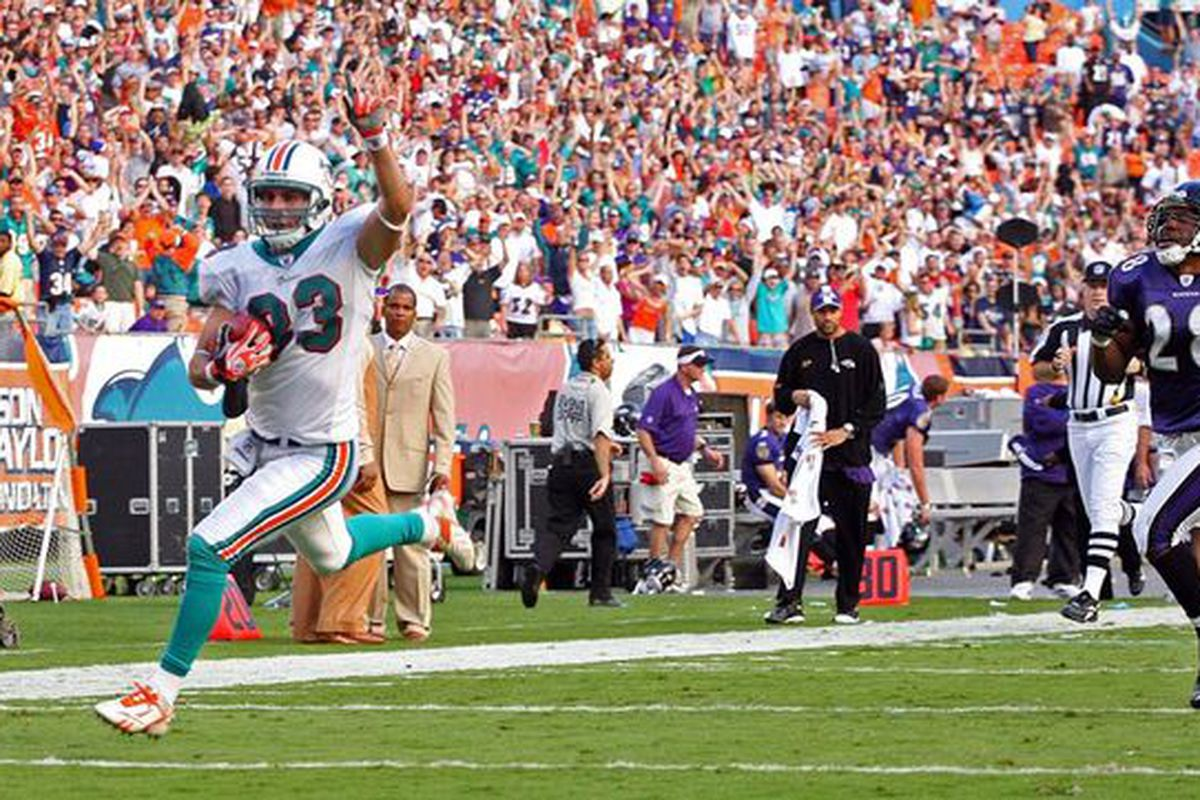 690fffed89d The Phinsider Vault - Dolphins First Win 2007 - The Phinsider