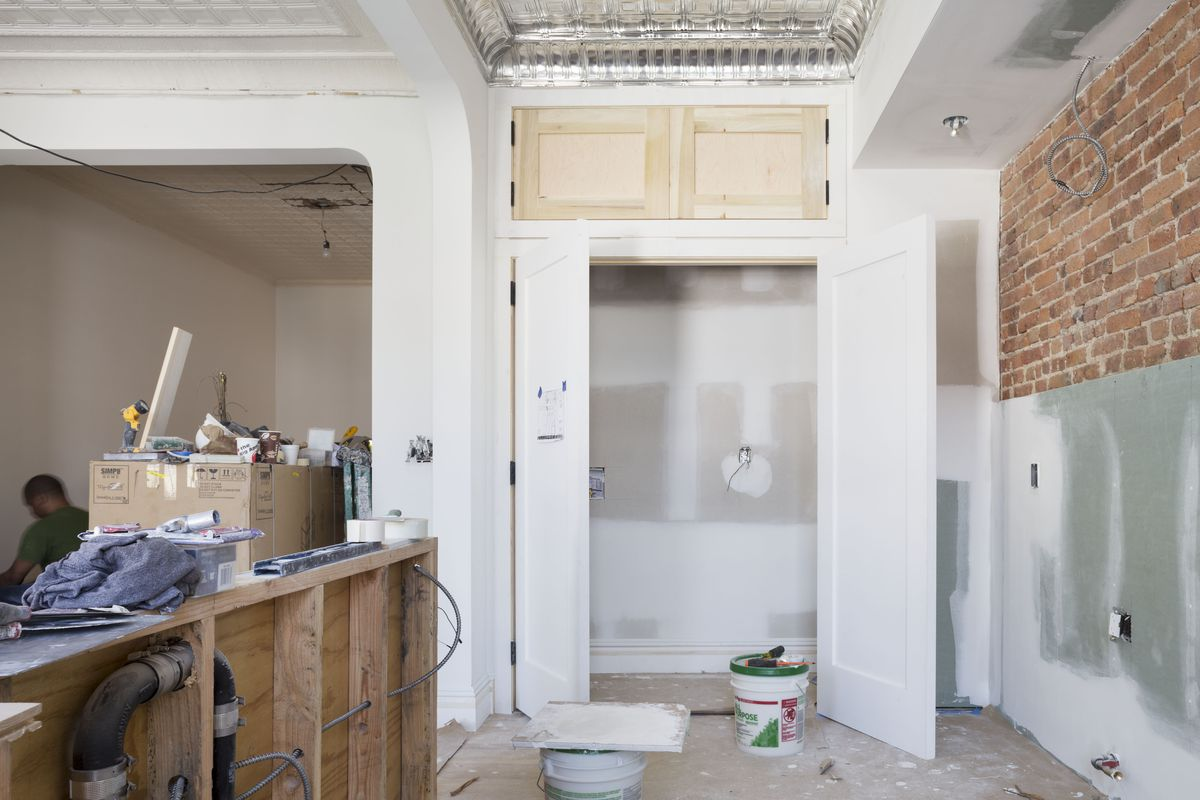 Mission Kitchen Renovation