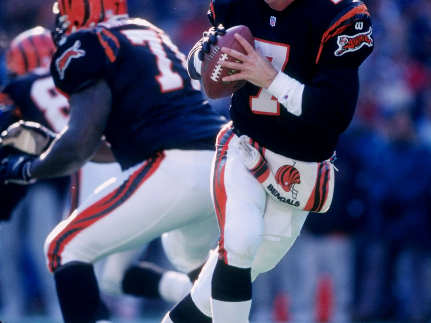 Bengals won't be donning throwbacks during NFL's 100th season ...