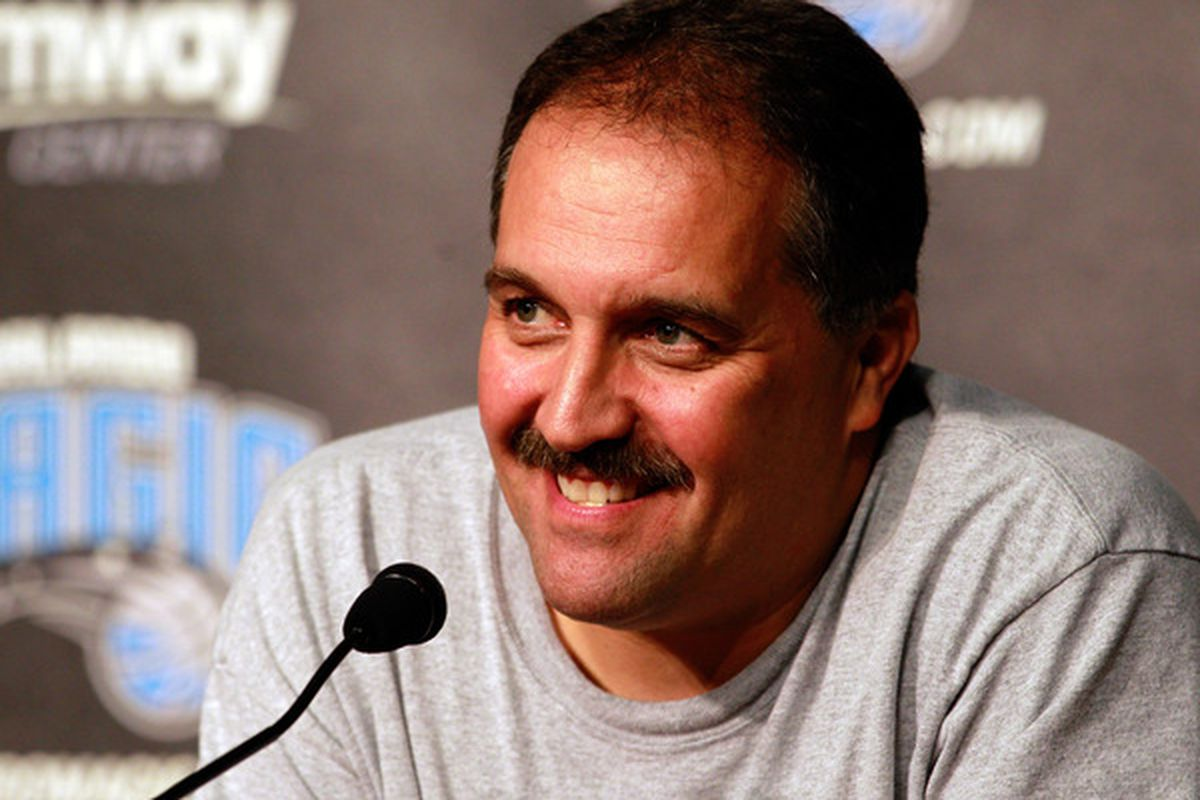 If things unravel in Orlando, Stan Van Gundy could come available as a candidate to replace Phil Jackson. Here's why the Lakers should give him a close look.