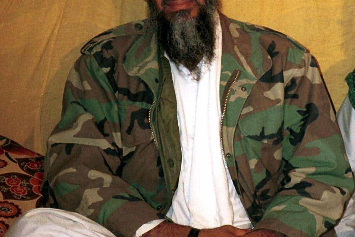 This is an undated file photo shows al Qaida leader Osama bin Laden, in Afghanistan. A year after the Navy SEAL raid that killed Osama bin Laden, the al-Qaida that carried out the Sept. 11 attacks is essentially gone but its affiliates remain a threat to