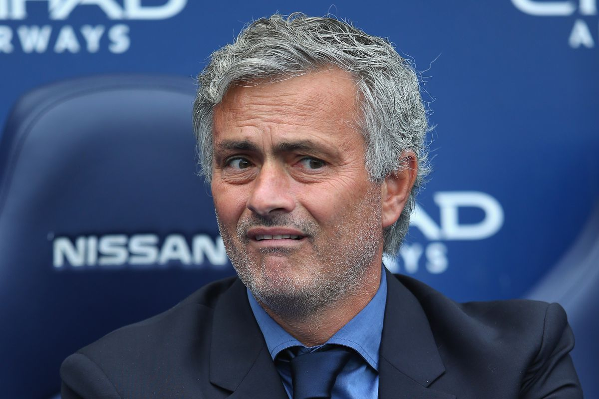 Starting to feel the pressure a bit there, Jose?