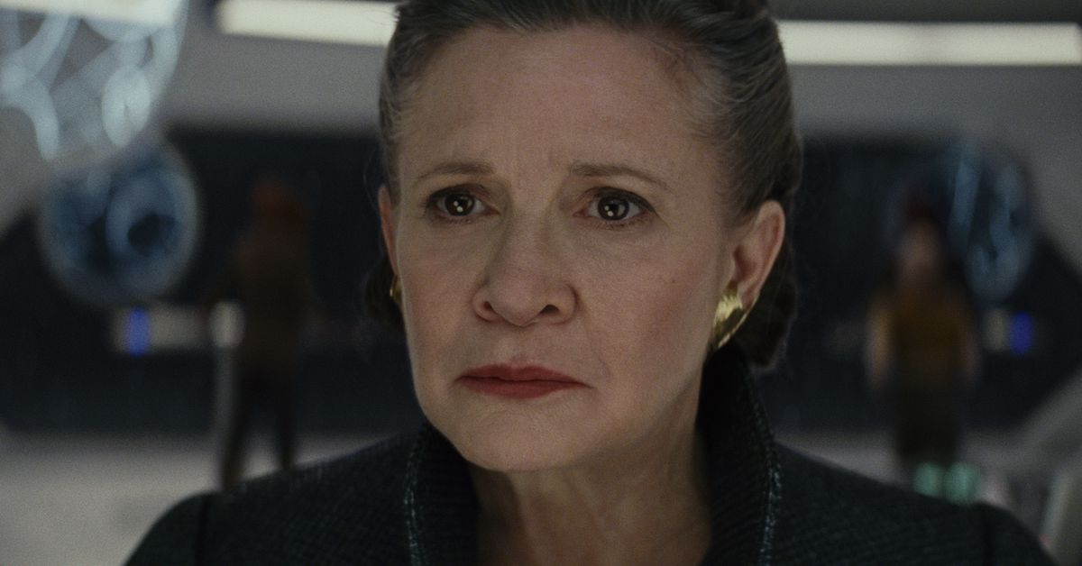 Star Wars: Episode IX cast includes the late Carrie Fisher