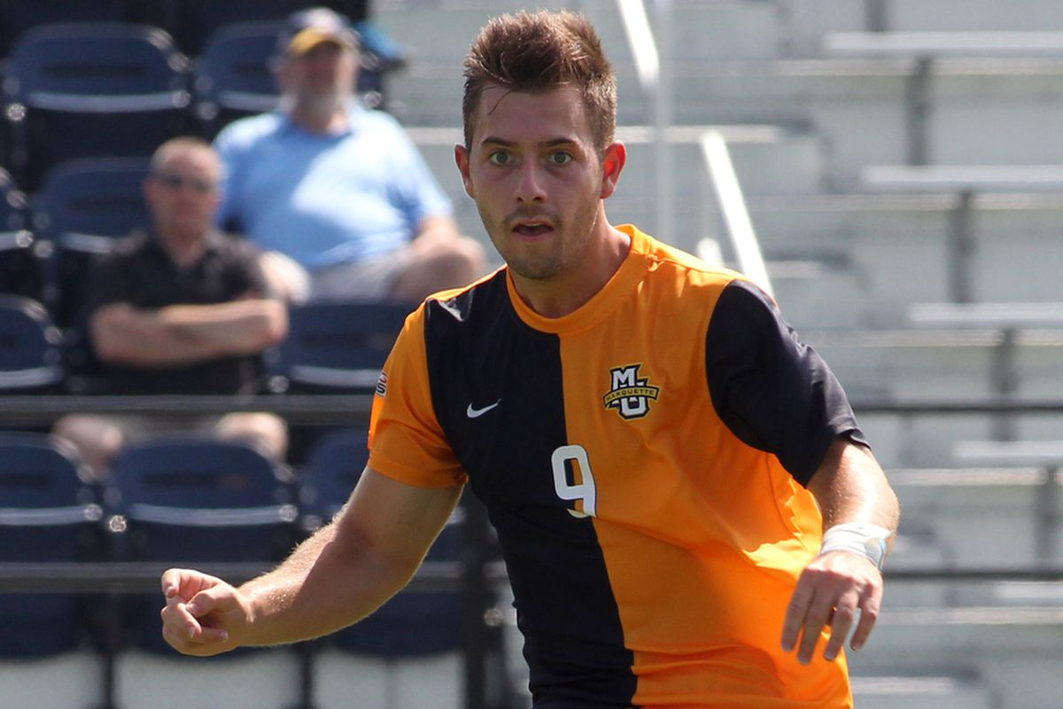 David Selvaggi's first goal of the season gave MU the win on Sunday afternoon.