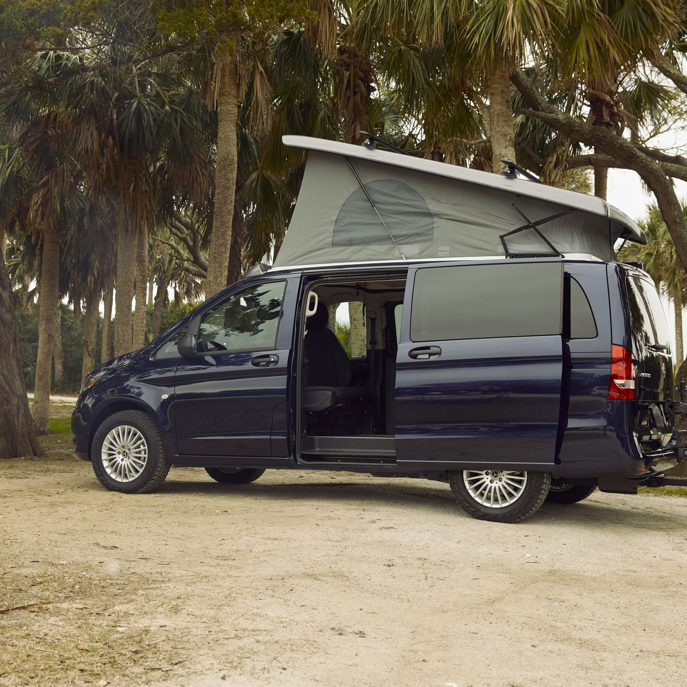 Camper Vans For Sale 5 Small Rvs To Buy Now Curbed