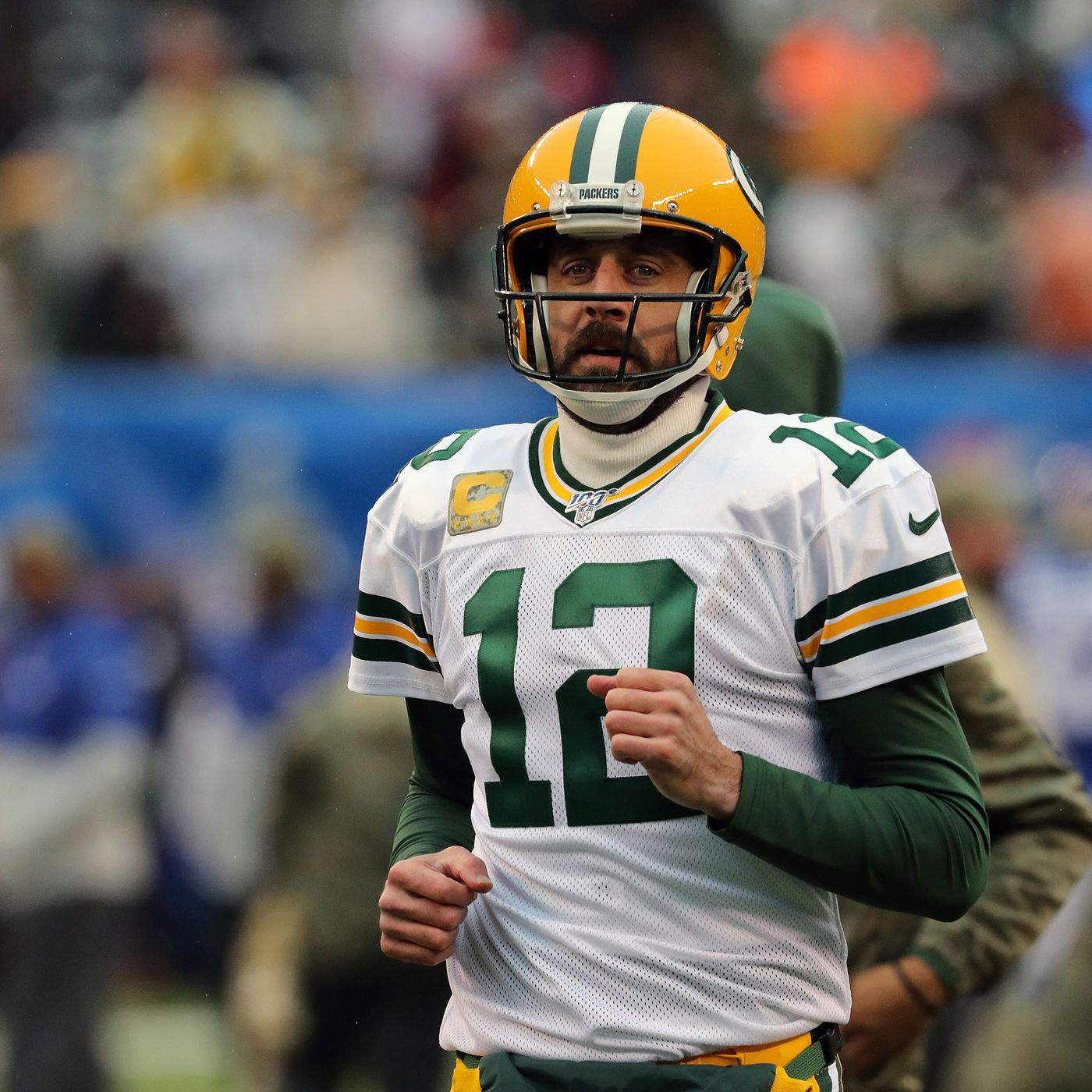 Aaron Rodgers Discusses Opt Outs Covid Protocols Empty Stadiums In 2020 Acme Packing Company