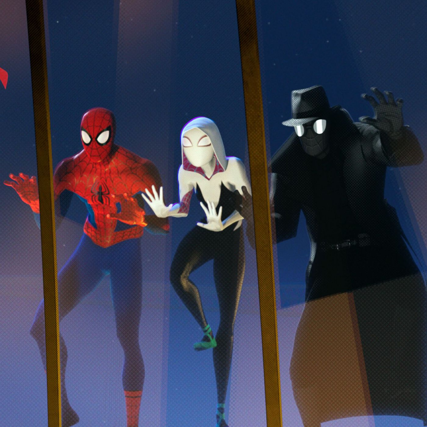 Now In Theaters Spider Man Into The Spider Verse Vox