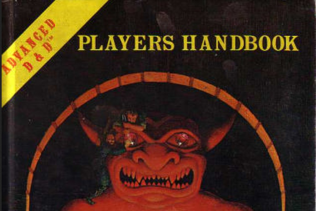 The dice can kill you: Why first edition AD&D is king