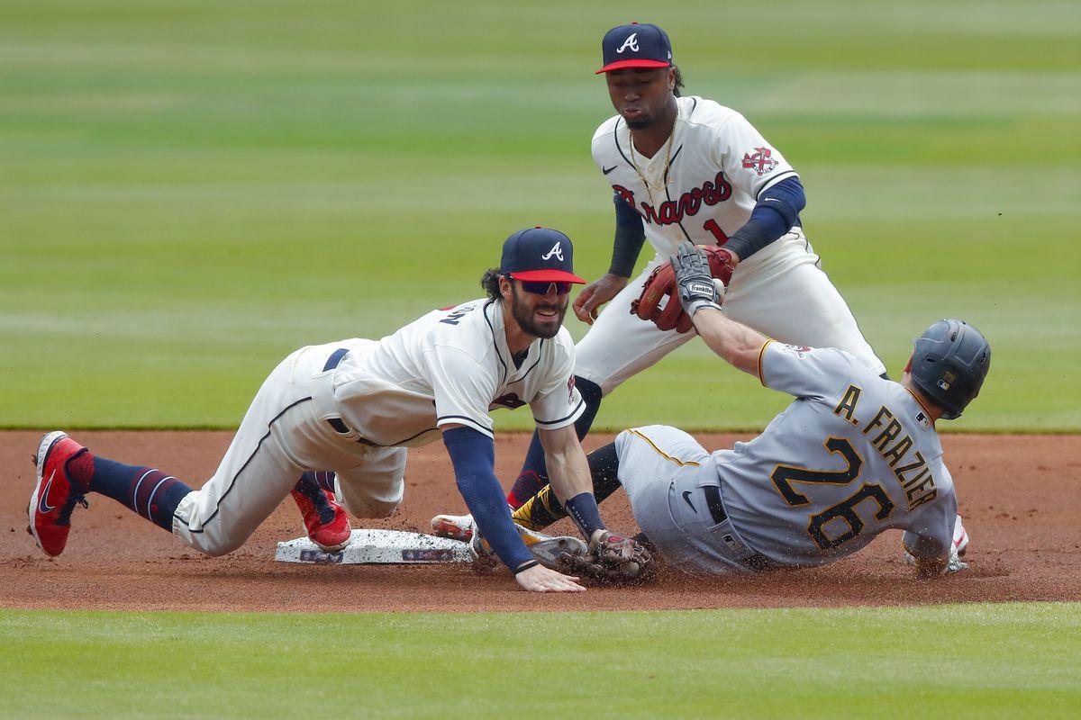 Pittsburgh Pirates v Atlanta Braves
