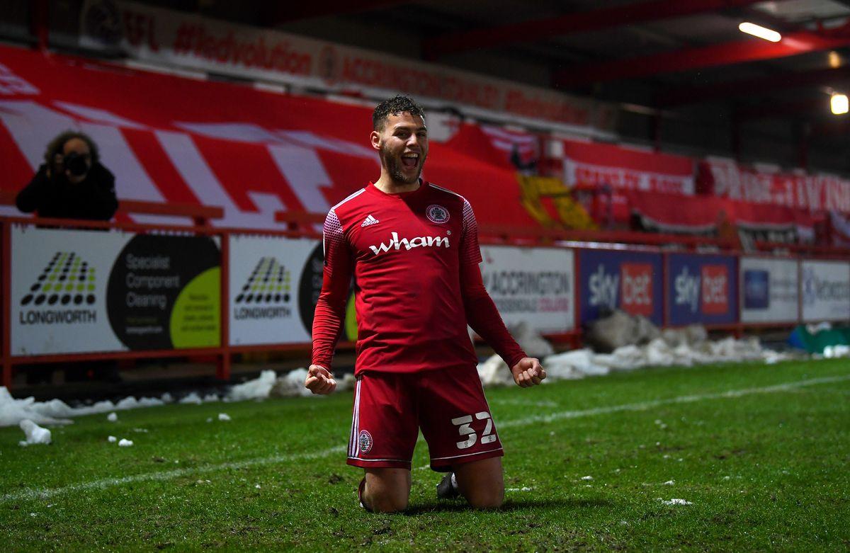 Accrington Stanley v Bristol Rovers - Sky Bet League One