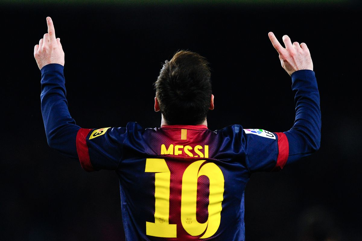 Messi leads the way with four nominations
