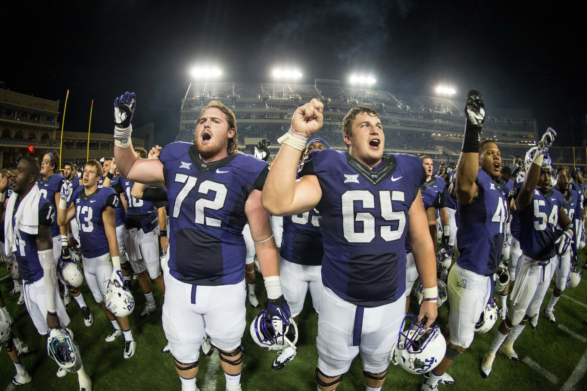 The Frogs were standing tall in the rankings last week, but did they hold on to the top spot?