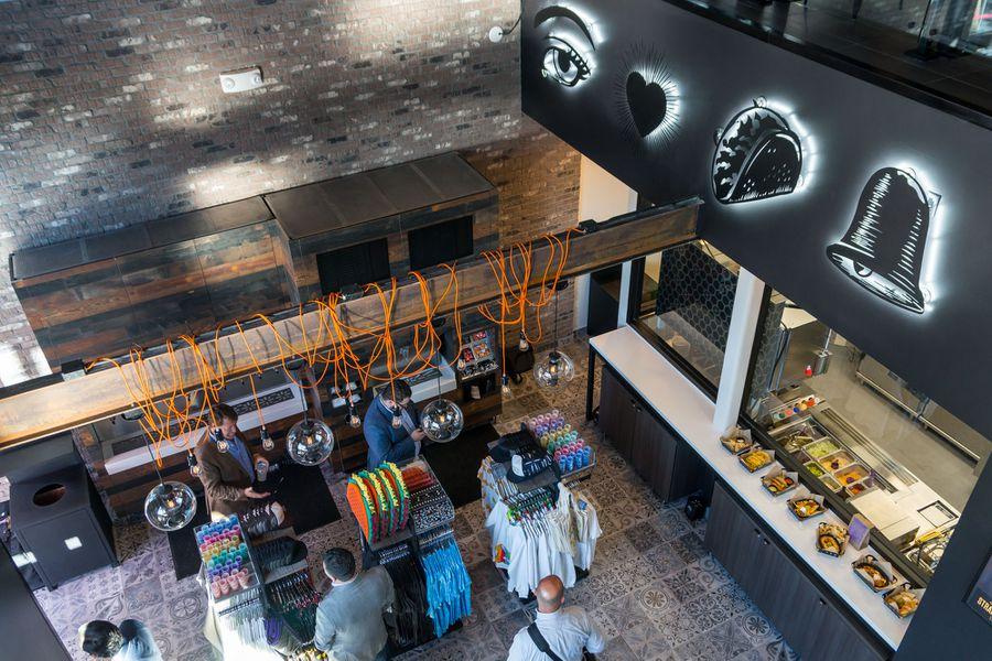 meet las vegas' first taco bell cantina - eater vegas