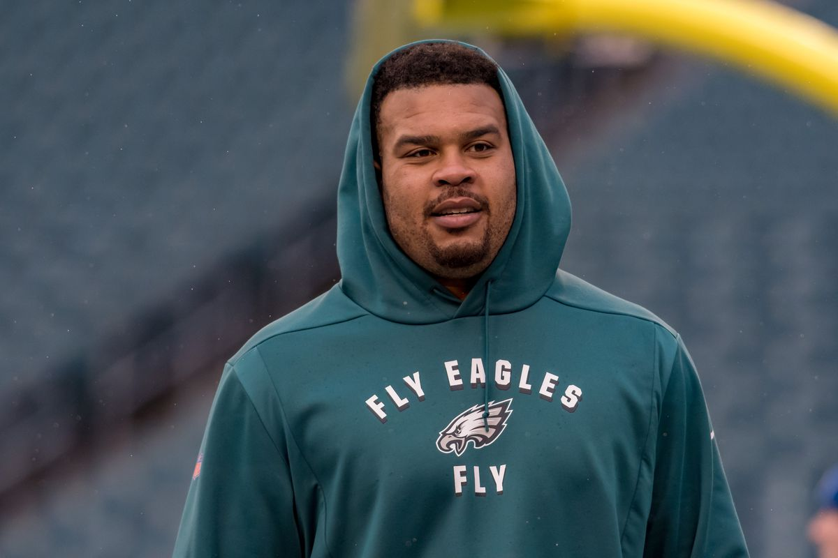 Eagles News: PFF has high praise for Brandon Brooks and the rest of Philadelphia's offensive line