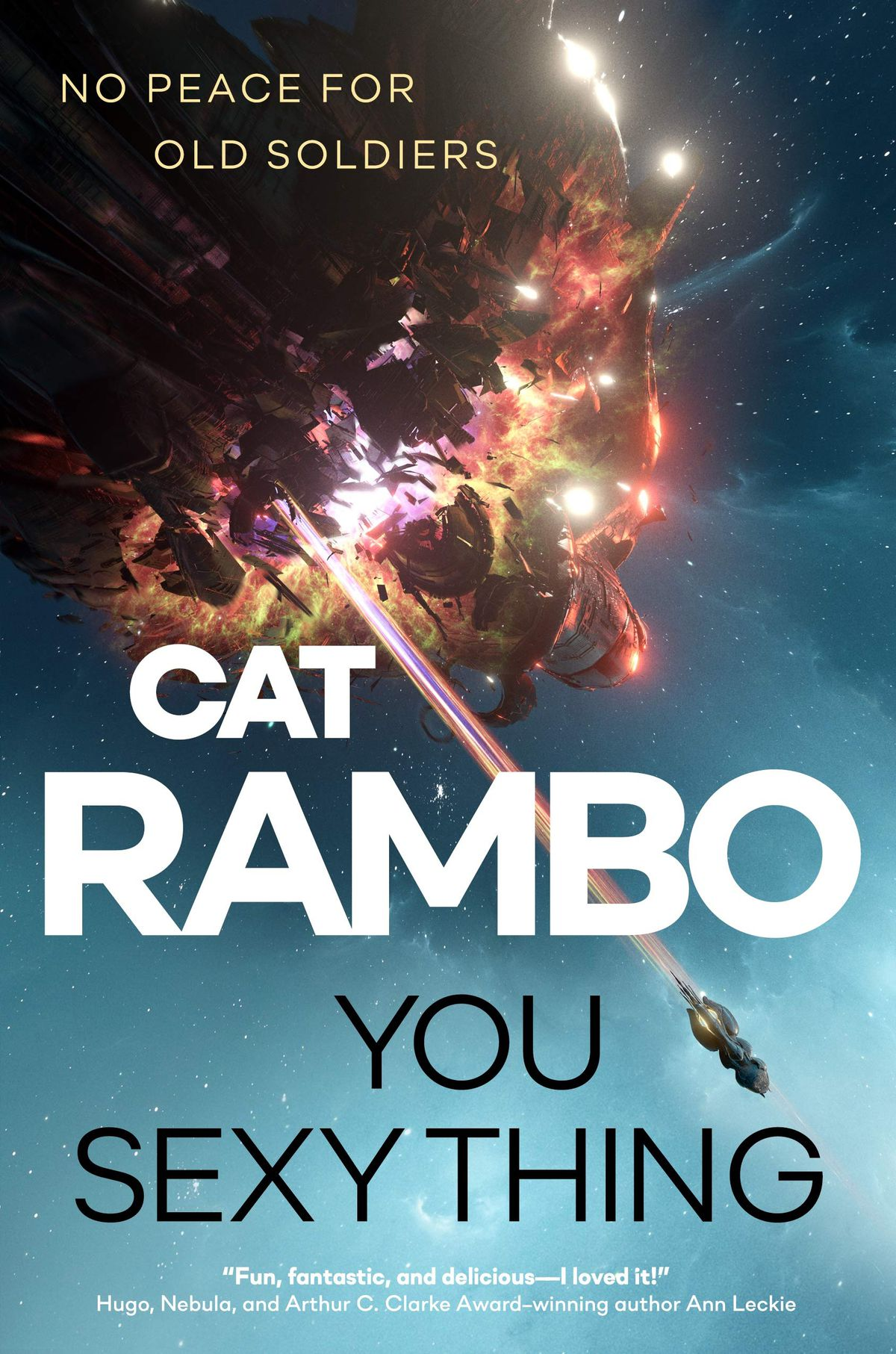 You Sexy Thing by Cat Rambo cover
