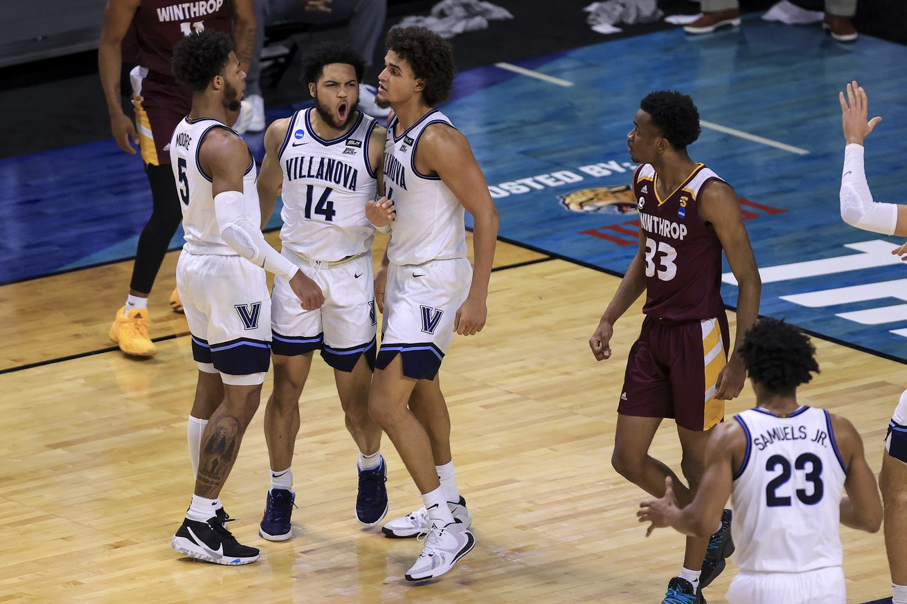 NCAA Basketball: NCAA Tournament-Winthrop at Villanova