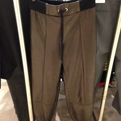 Chloe Leather Sweats, $779 (originally $2,595)