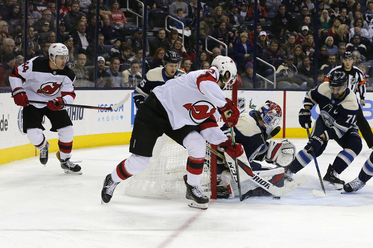 Game Preview  The New Jersey Devils vs the Columbus Blue Jackets ... c44ea56af
