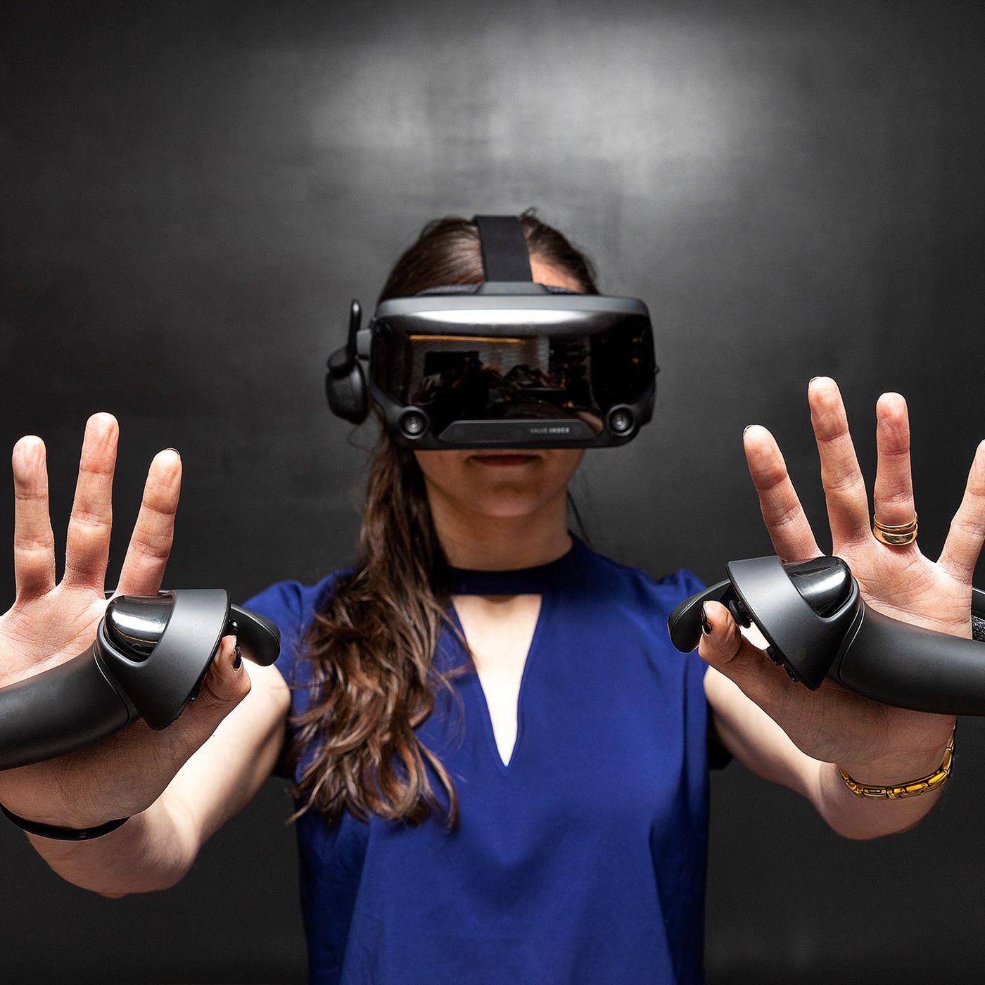 The Valve Index might have the most fun VR controllers I've