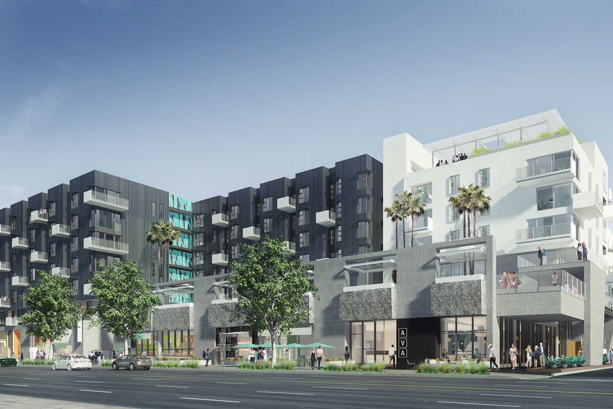 KEARCH_AVA_V03_REV_FINAL_02.0 Take a look at mixed-user bringing 695 apartments to Santa Monica Boulevard near Highland