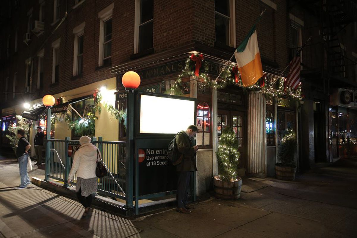 Peter McManus Cafe
