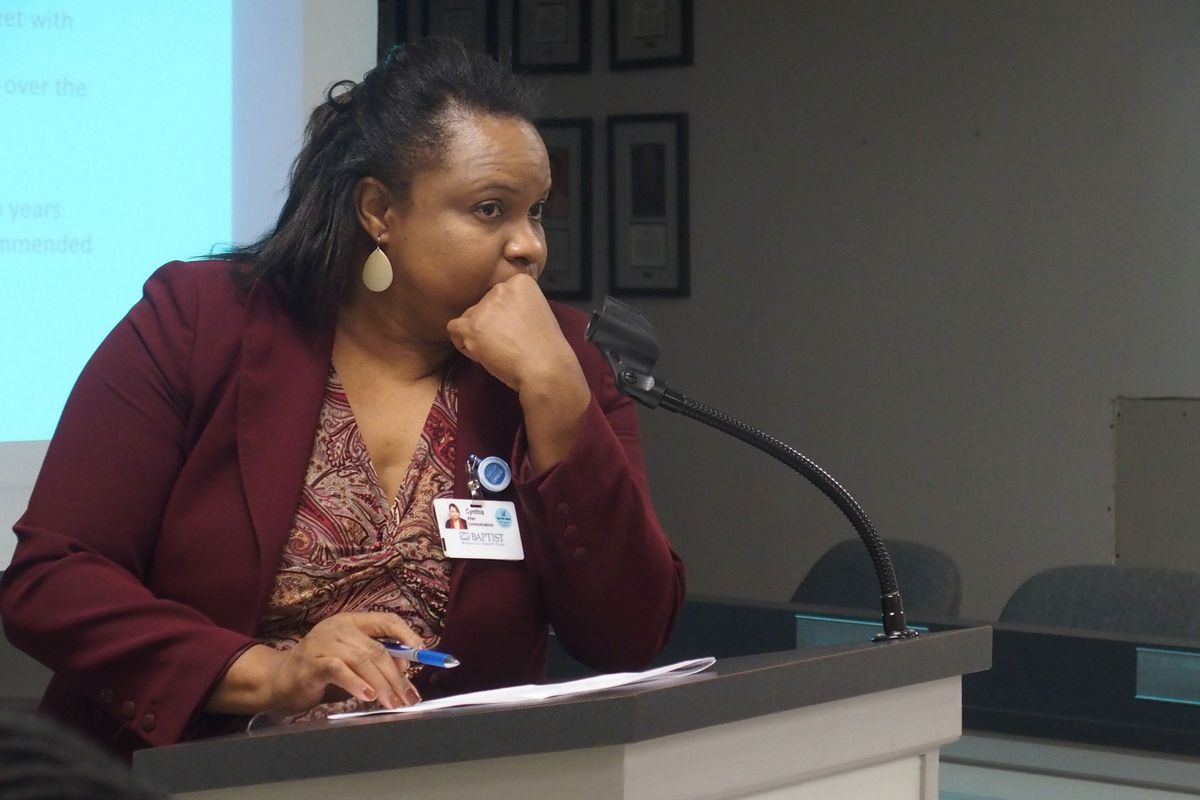 Cynthia Allen chairs the Charter Advisory Committee formed in Memphis by Shelby County Schools and charter leaders.