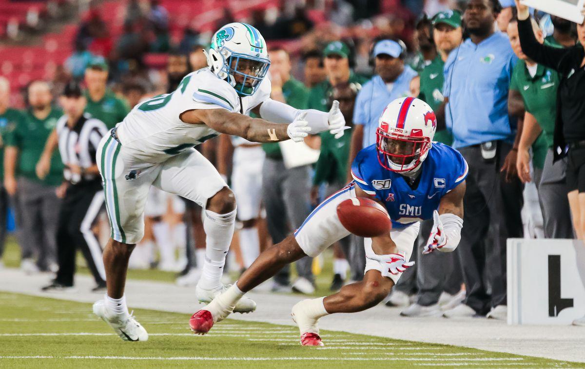 NCAA Football: Tulane at Southern Methodist