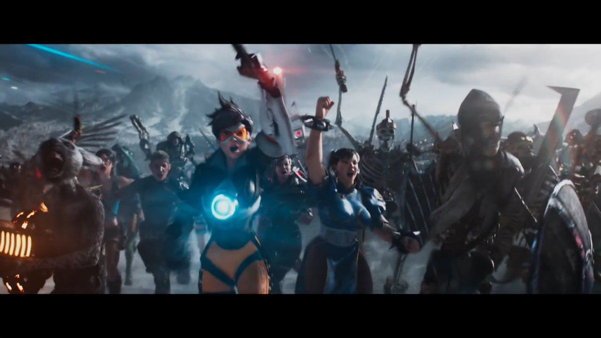 Tracer steals the show in the latest Ready Player One trailer ...