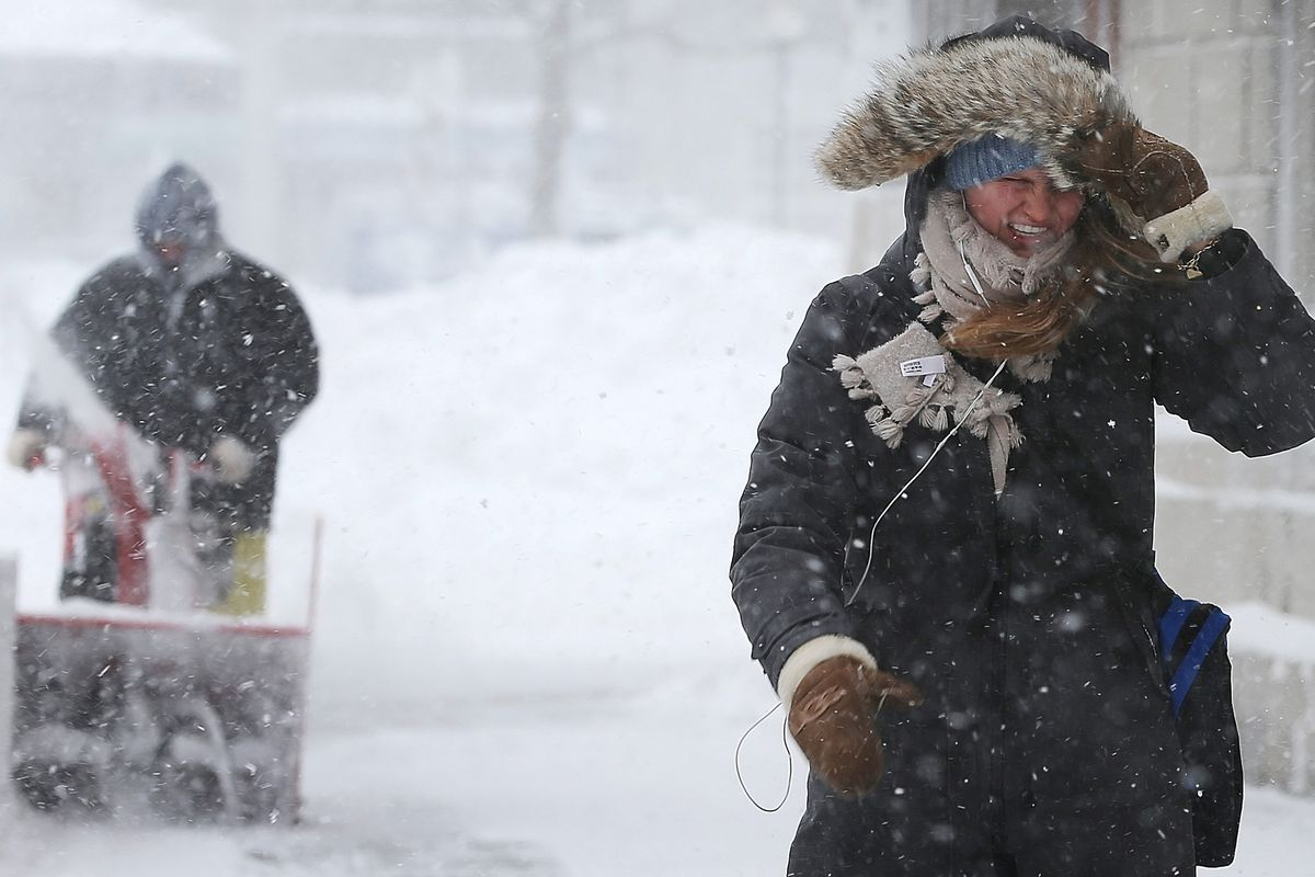 Last winter was awful — so much so that it probably threw off future jobs reports a teeny bit.