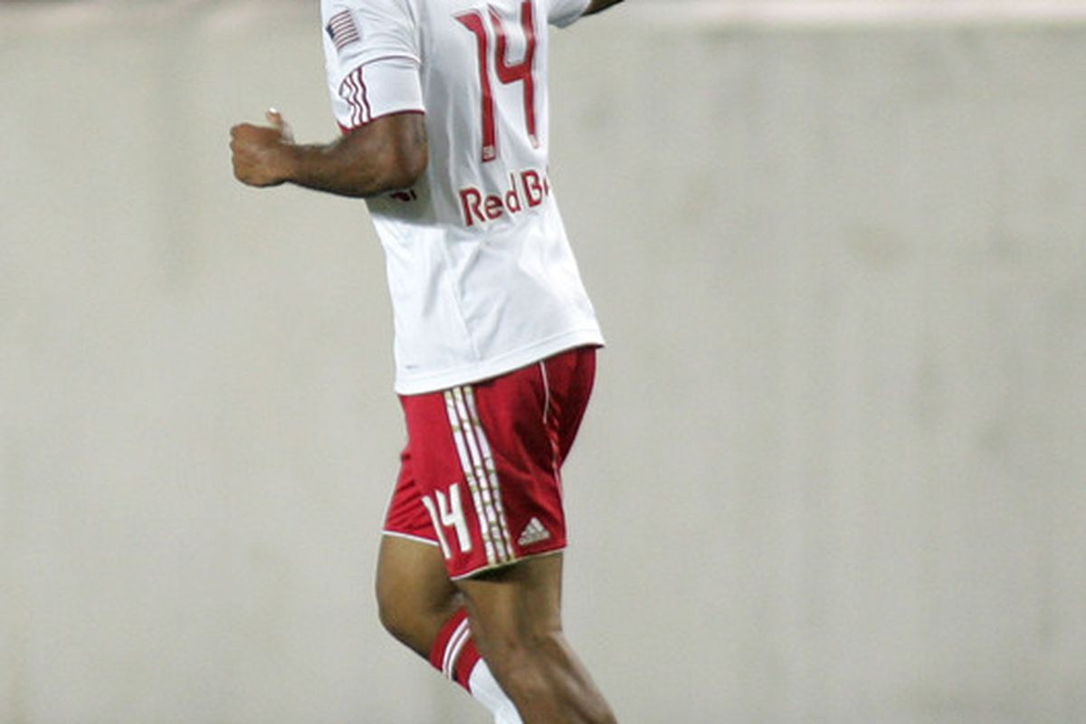 No Thierry Henry Sunday night makes me sad.  (Photo by Andy Marlin/Getty Images for the New York Red Bulls)