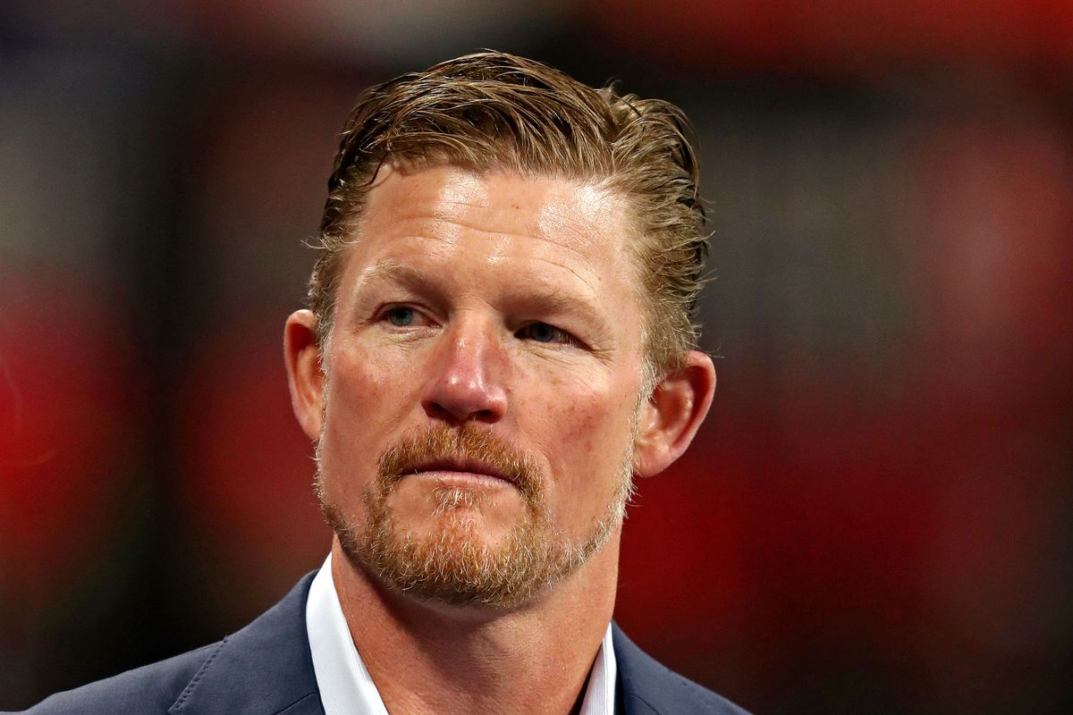 Los Angeles Rams General Manager Les Snead before Super Bowl LIII, Feb. 3, 2019.