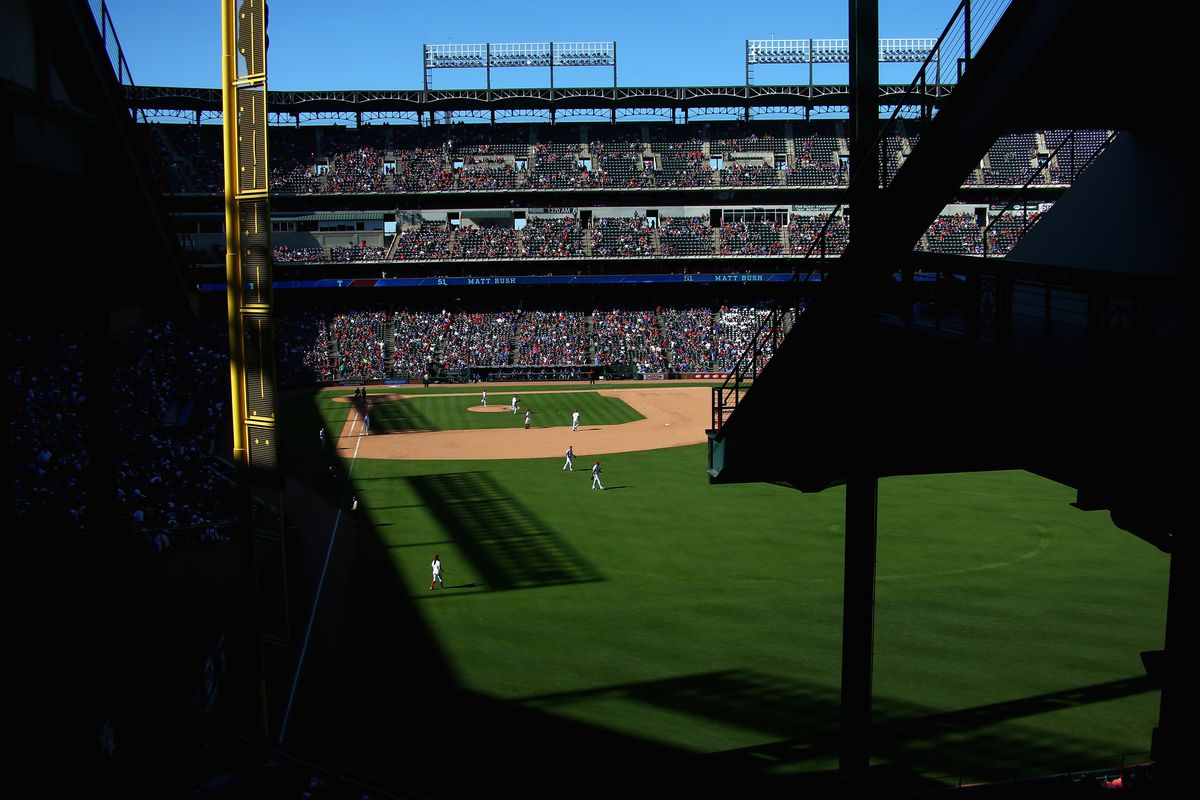 Kansas City Royals v Texas Rangers