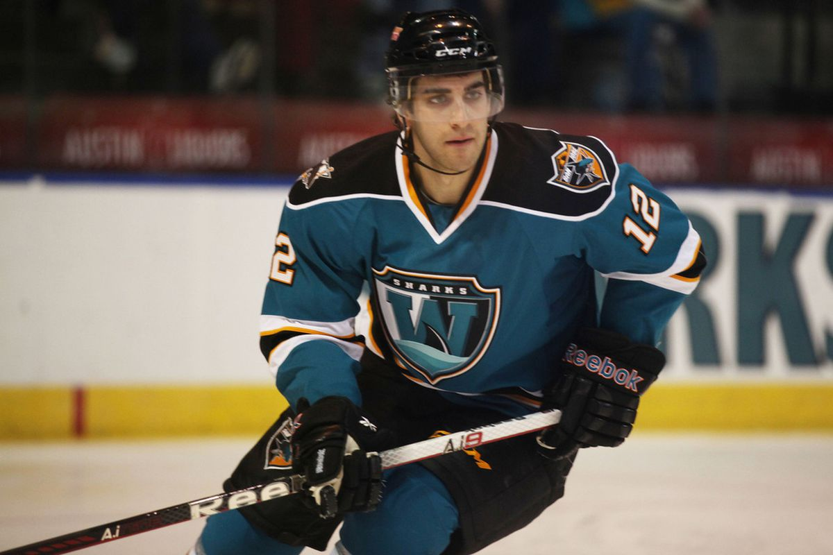 Worcester Sharks forward Freddie Hamilton registered a three point game, highlighted by two goals, as the Sharks defeated the Hershey Bears 3-2 at the Giant Center Satuday night.