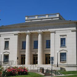 Salt Lake City's Pioneer Memorial Museum houses thousands of 19th-century artifacts.