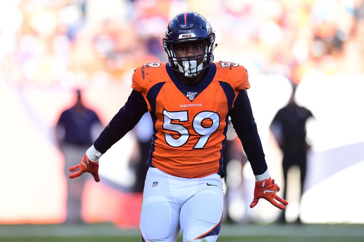 NFL: Jacksonville Jaguars at Denver Broncos