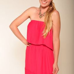 Parker strapless dress from A.sweeT., $253
