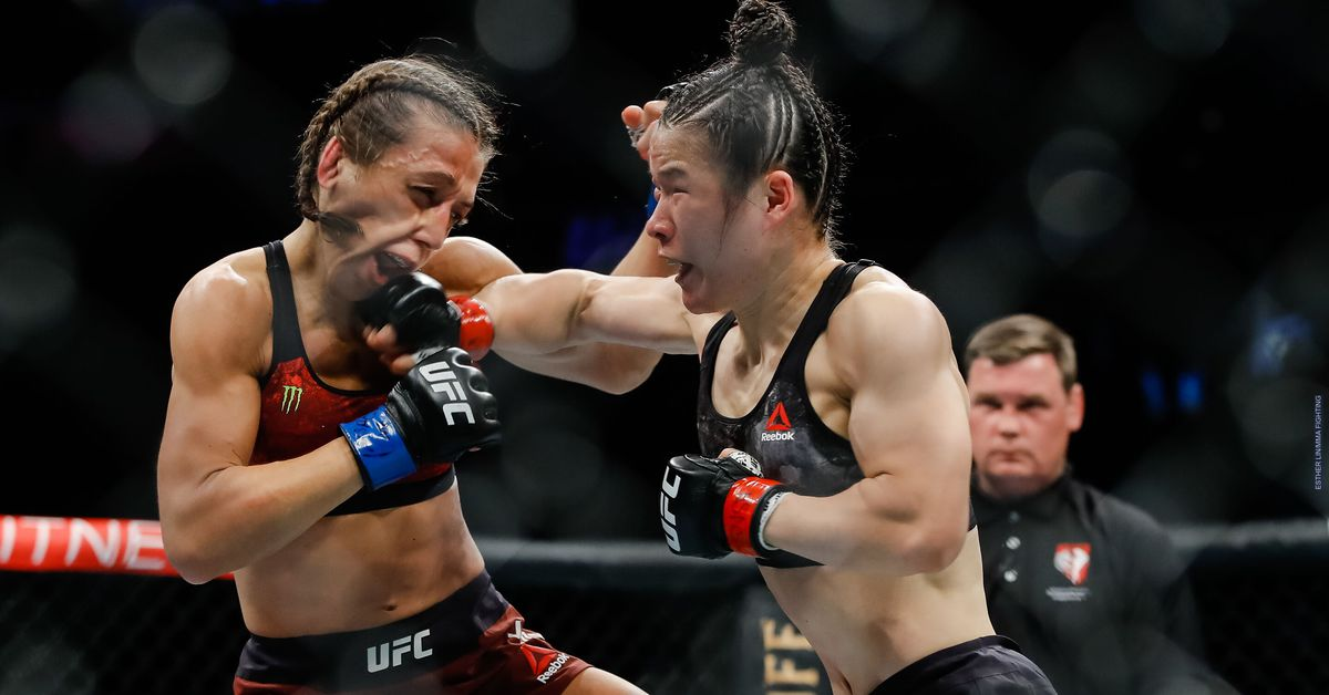 Coach expects UFC champ Zhang Weili, Rose Namajunas to fight in first quarter of 2021 thumbnail