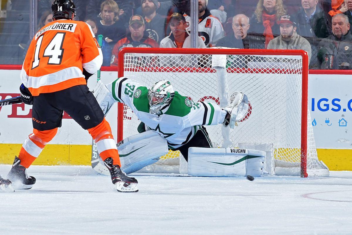 Dallas Stars v Philadelphia Flyers