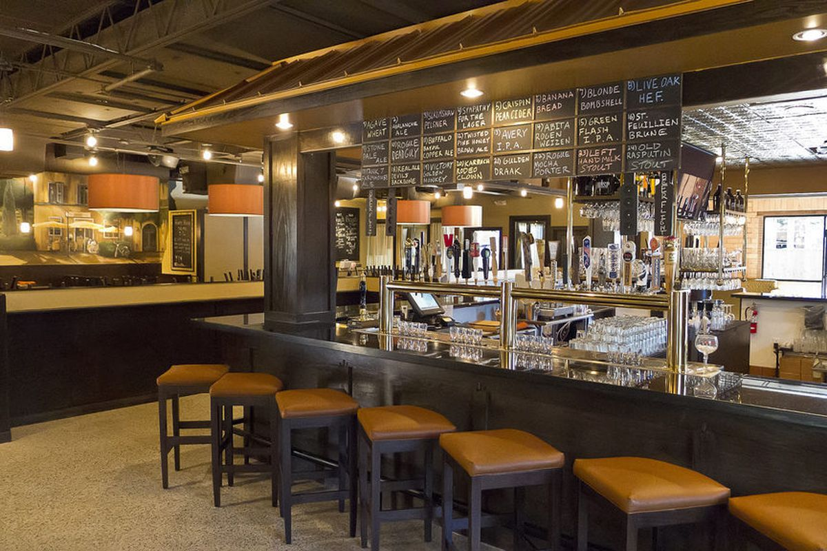 A Look Inside New Heights Restaurants Crisp and Witchcraft - Eater ...