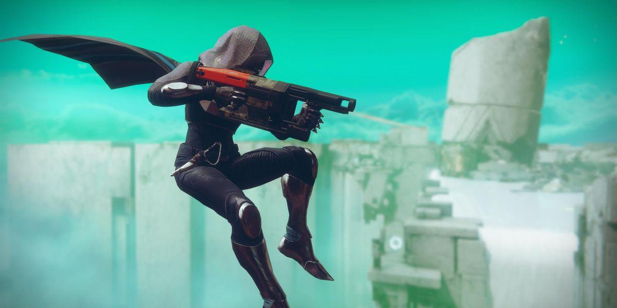 Destiny 2 guide: Best Hunter Exotic armor - Polygon