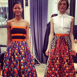 Checking out Peter Pilotto