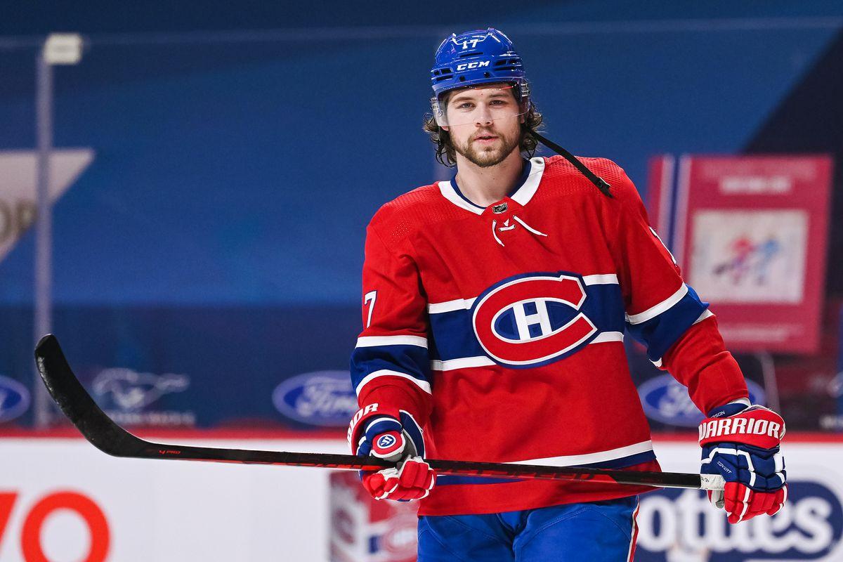 NHL: APR 03 Senators at Canadiens