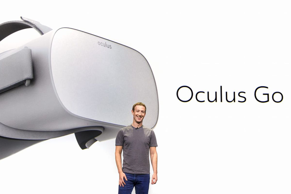 Oculus' new VR headset is a $199 wireless called 'Oculus ...