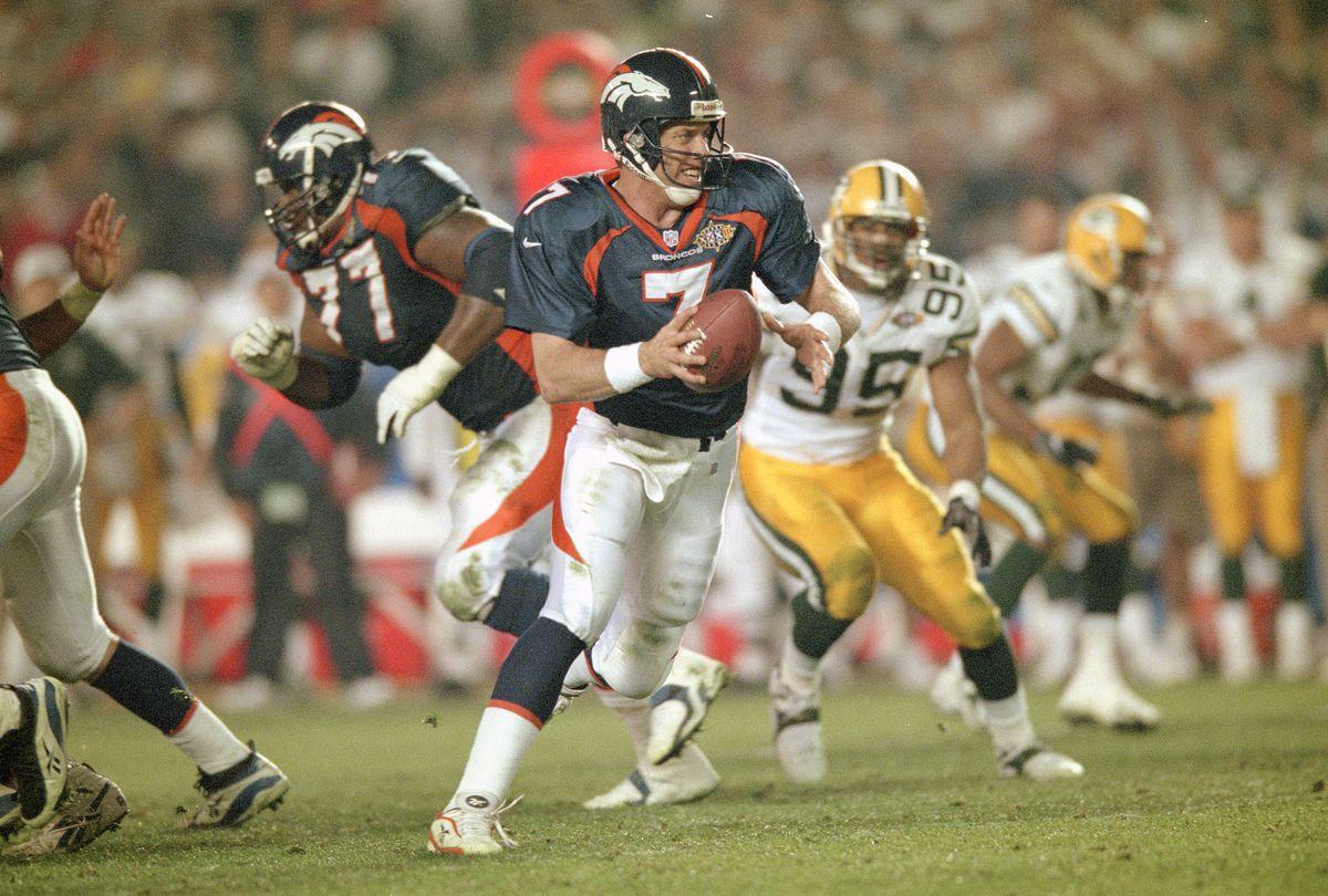 Super Bowl XXXII - Green Bay Packers v Denver Broncos
