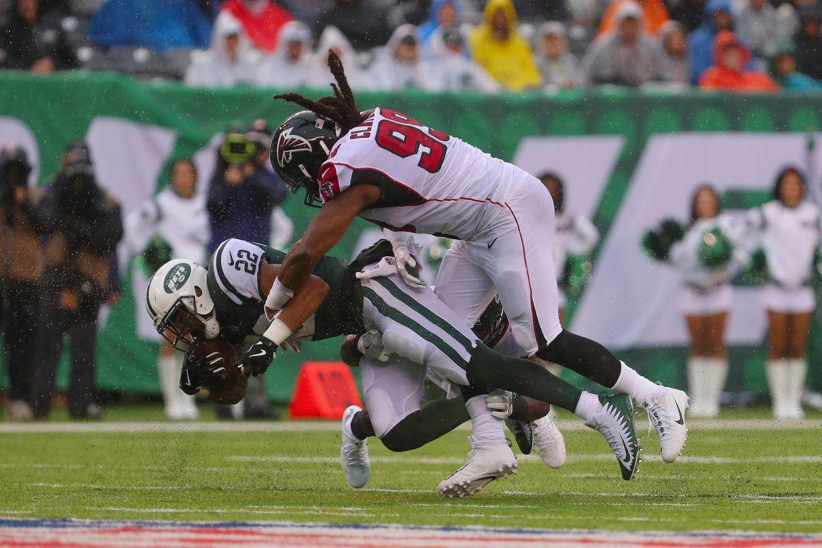 Atlanta Falcons vNew York Jets
