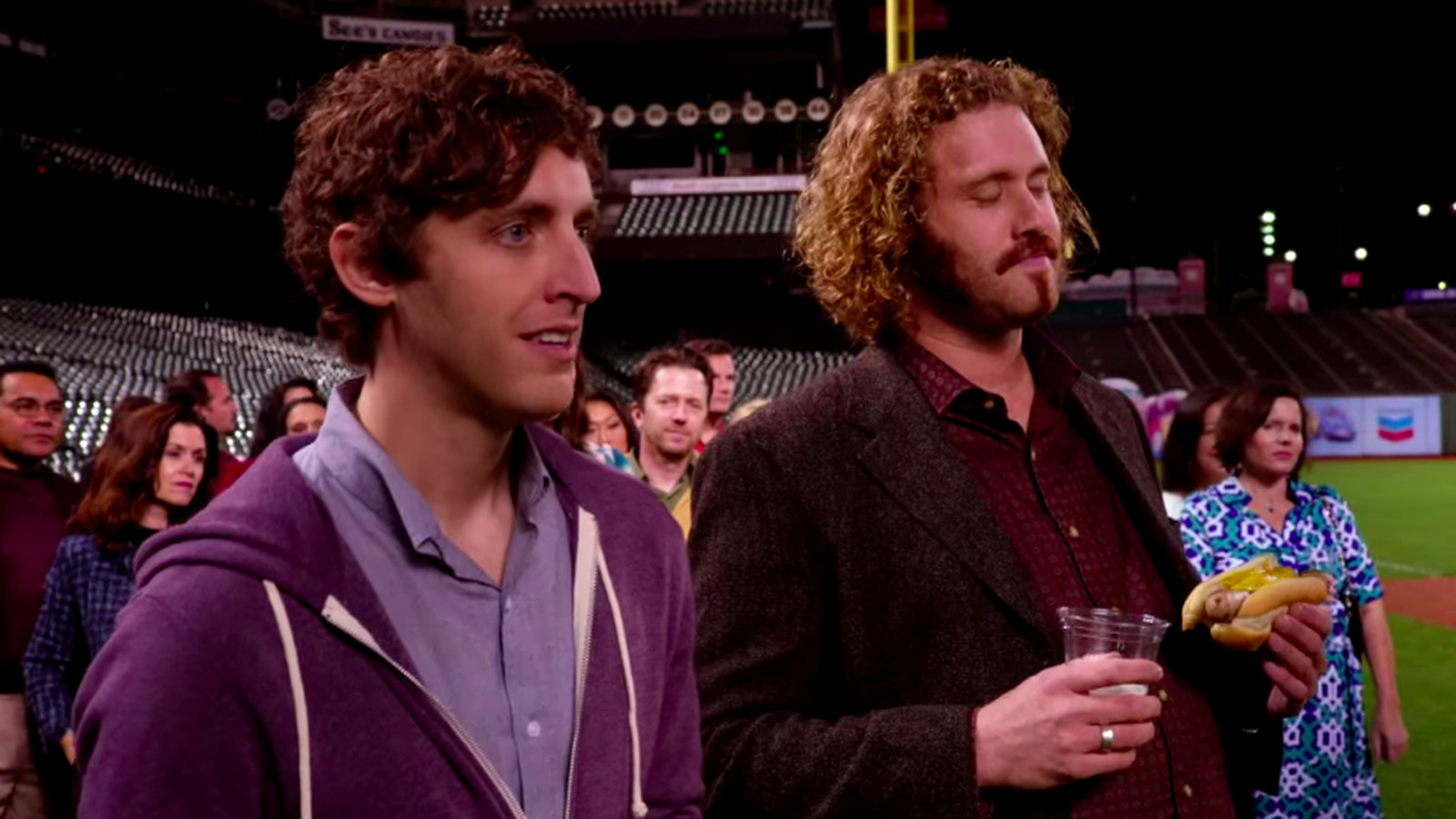 T.J. Miller won't be returning for the next season of Silicon Valley
