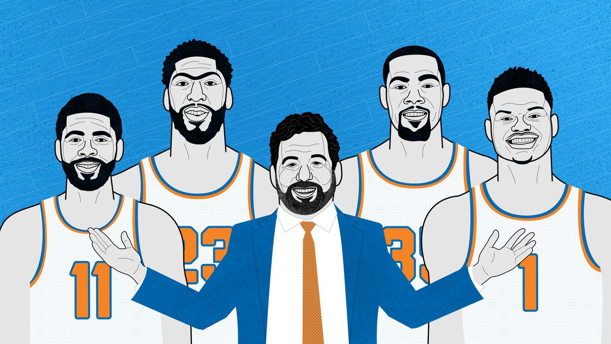 How New York Knicks Became the Center of a Postseason They're Not In