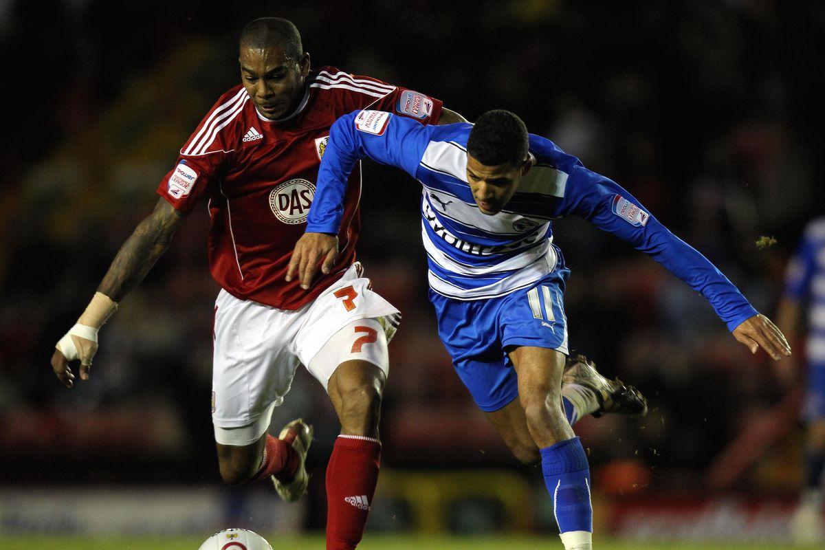 Soccer - npower Football League Championship - Bristol City v Reading - Ashton Gate